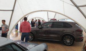 Mascolino autoshow Porsche